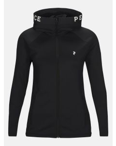 Peak Performance Rider Hoody mit Zip Damen