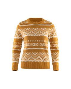 Fjällräven Greenland Re-Wool Pattern Knit Damen