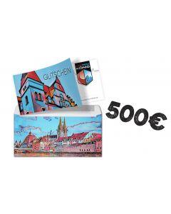 Lauf und Berg König Gutschein 500€