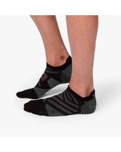 On Low Sock Herren schwarz