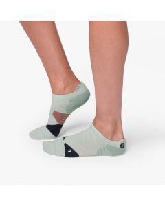 On Low Sock Damen grau