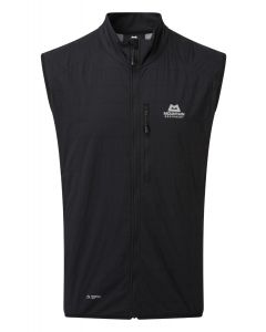 Mountain Equipment Switch Vest Herren schwarz