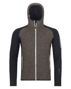 Ortovox Fleece Plus Classic Knit Hoody Herren