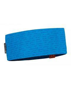 Ortovox 120 TEC PRINT HEADBAND blau