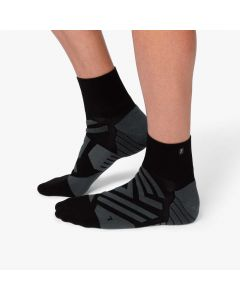 On Mid Sock Herren schwarz