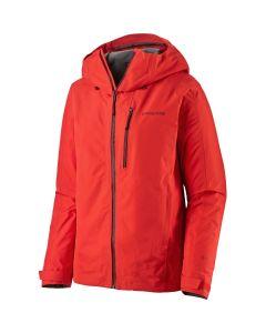 Patagonia Calcite Jacket Damen rot