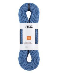 Petzl Contact 9.8mm Seil blau
