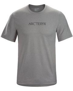 Arcteryx Remige Word SS Herren grau