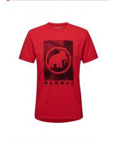 Mammut Trovat T-Shirt Herren rot
