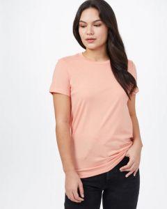Tentree Treeblend Classic T-Shirt Damen orange