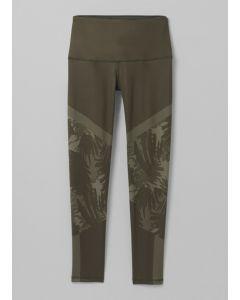 Prana Kimble Printed 7/8 Legging Damen grün