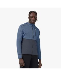 On Weather Jacket Herren blau